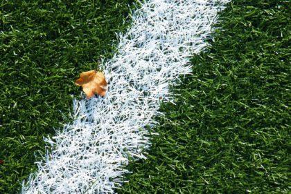 Kunstrasen Fußball