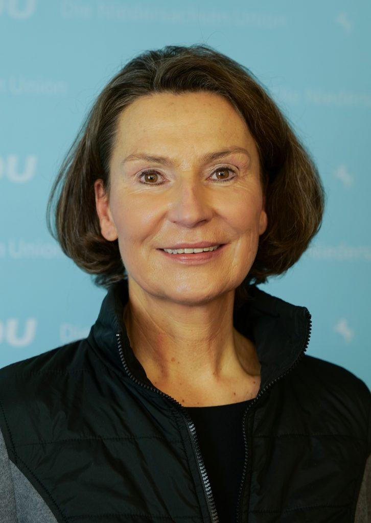 Regionspräsidentin