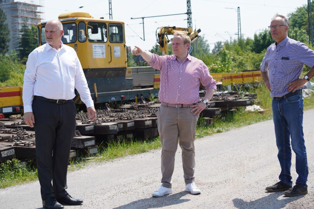 PM Kuban in Lehrte
